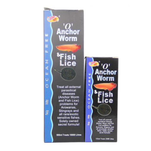 Ocean Free 'O' Anchor Worm & Fish Lice (Options Available)