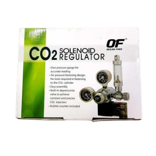 Ocean Free Co2 Solenoid Regulator