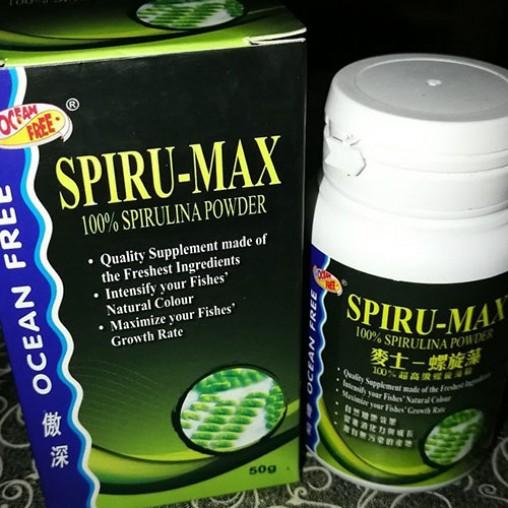 Ocean Free Spiru-max 50g