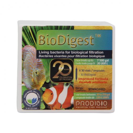 Prodibio bio digest 30 vials one box
