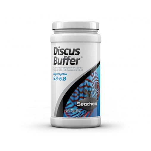 Seachem Discus Buffer (Options Available)