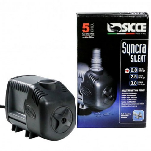 Sicce Syncra Silent 2.0 2150L/H
