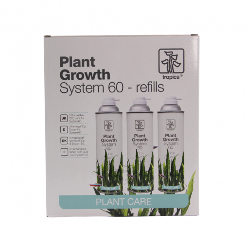 Tropica Plant Growth System 60 REFILLS