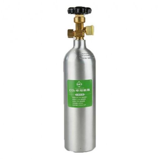 UP Co2 Aluminium Cylinder 1L A-136