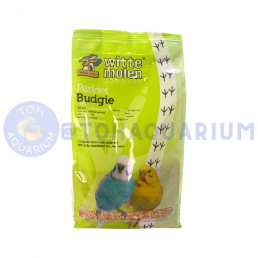 Witte Molen Parkiet Budgie Bird Food 1kg