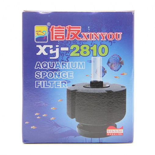 Xin You XY-2810 Aquarium Sponge Filter