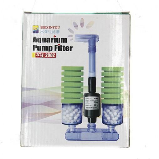 Xin You XY-2902 Aquarium Pump Filter