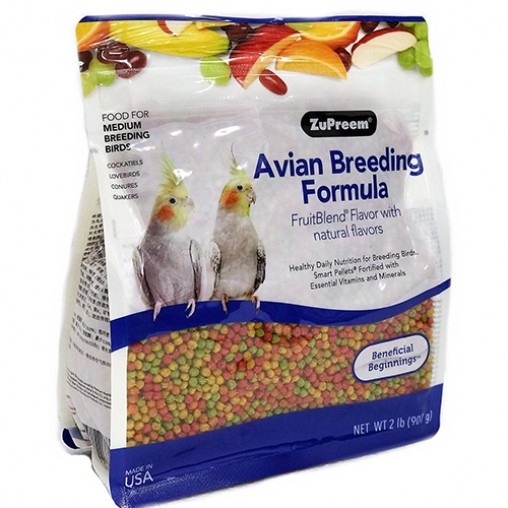 ZuPreem AvianBreeder FruitBlend for Medium Birds