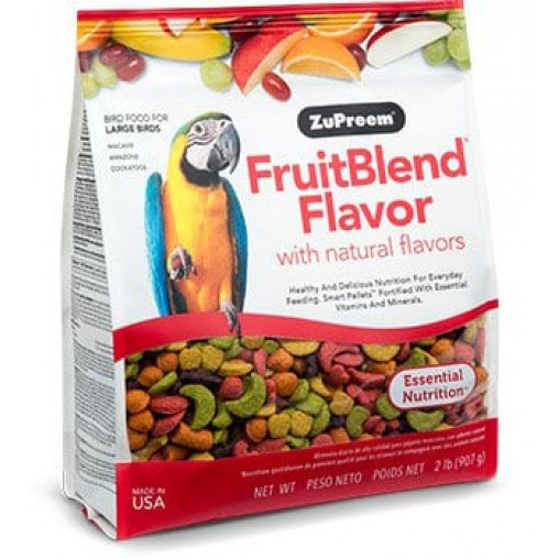 ZuPreem FruitBlend for Large Birds
