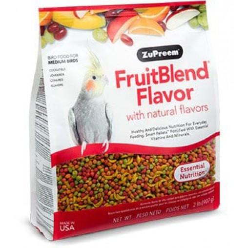 ZuPreem FruitBlend for Medium Birds