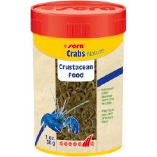 Sera Crab Natural 30g